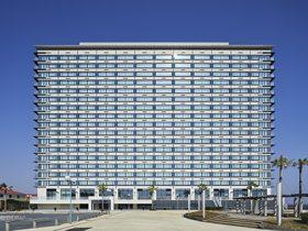 新築部門最優秀賞を受賞した東京ベイ東急ホテル
