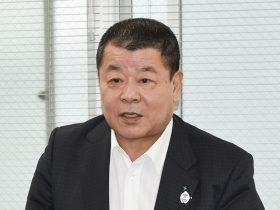 大阪府建団連 山本正憲新会長