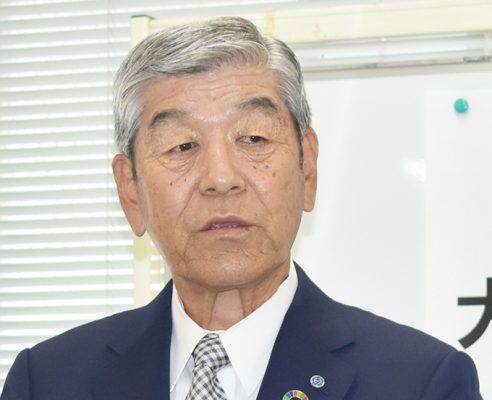 川原貞儀理事長