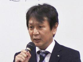 近畿マスチック事業協同組合 新理事長の福田康仁氏