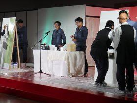 「ものづくり匠の技の祭典」東塗協が参加