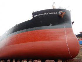 日本ペイントマリン 次世代型加水分解船底防汚塗料「FASTAR」