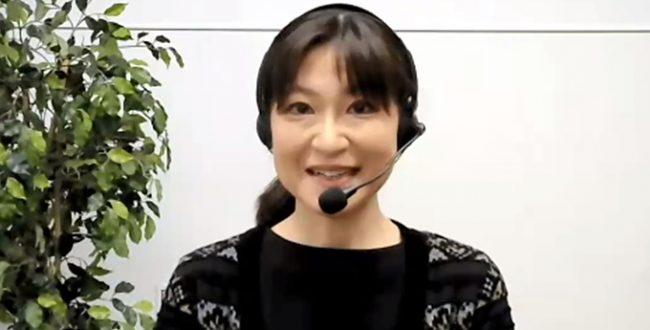 東京カラーズ㈱代表取締役の桜井輝子氏