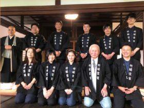 竹延 伝統建築を修復