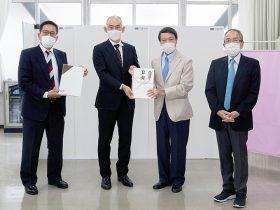 関ペ 大田区のワクチン接種を支援